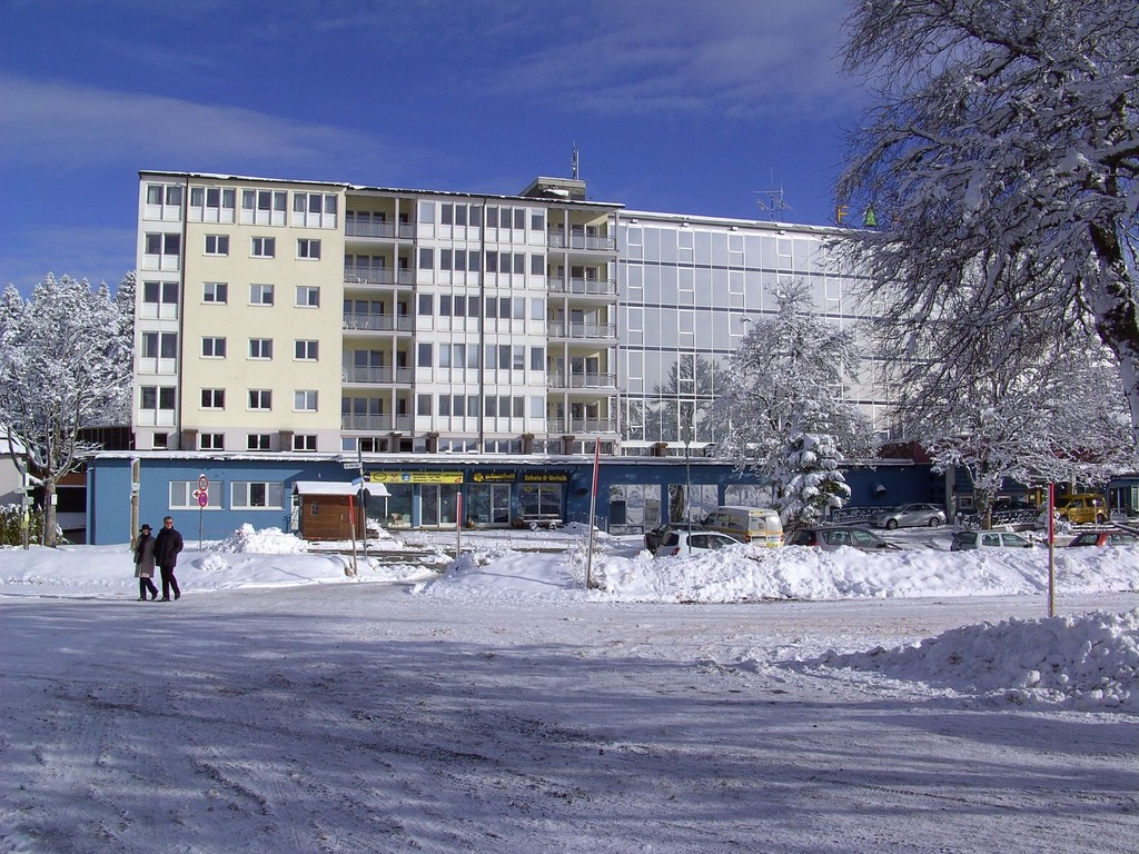 Ausgangspunkt Feldberger Hof