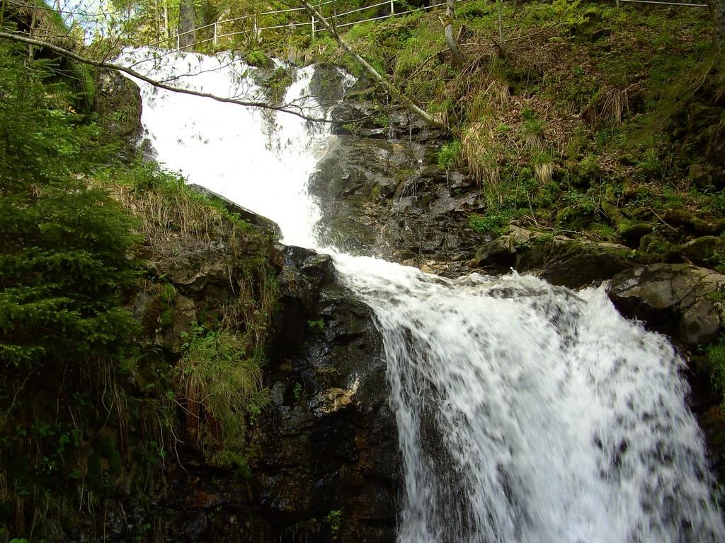 Mittlerer Wasserfall   © Hartmut Hermanns