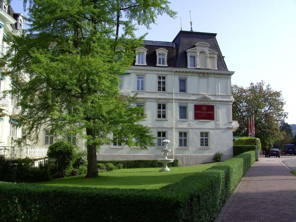 Hotel Römerhof (5-Sterne) - erstes Haus am Platz seit 1823  © Hartmut Hermanns