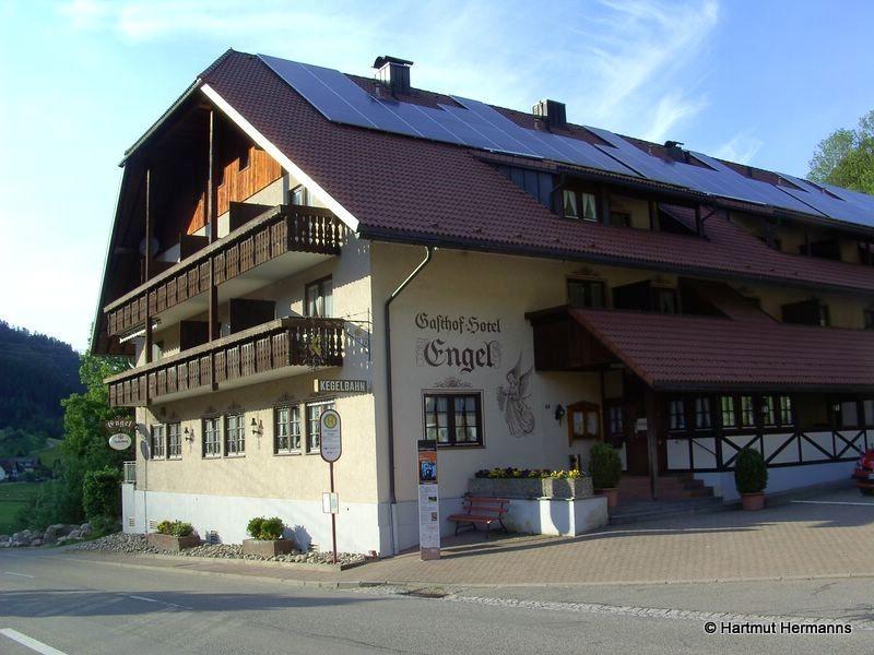 Hotel-Gasthof Engel in Obersimonswald   © Hartmut Hermanns