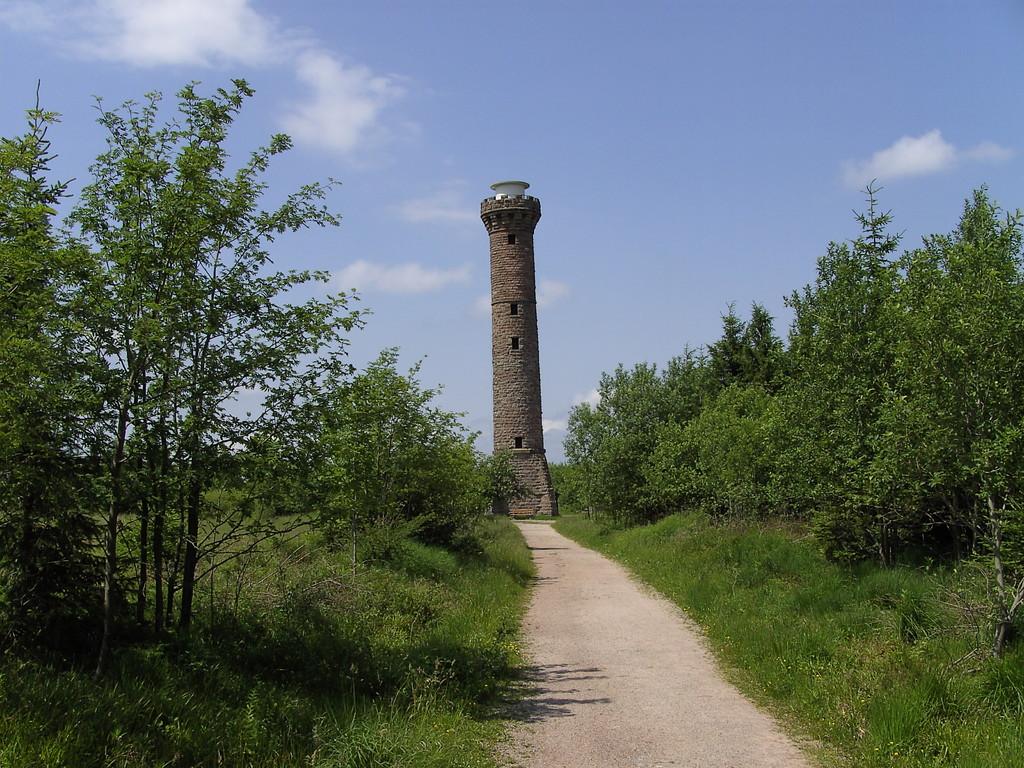 Kaiser-Wilhelm-Turm auf dem Hohloh   © Hartmut Hermanns