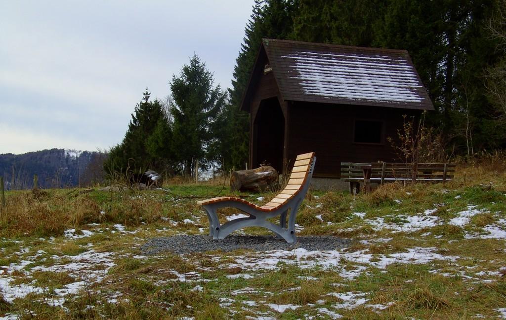 "La Cabane ""Neumattshütte""   © Hartmut Hermanns"