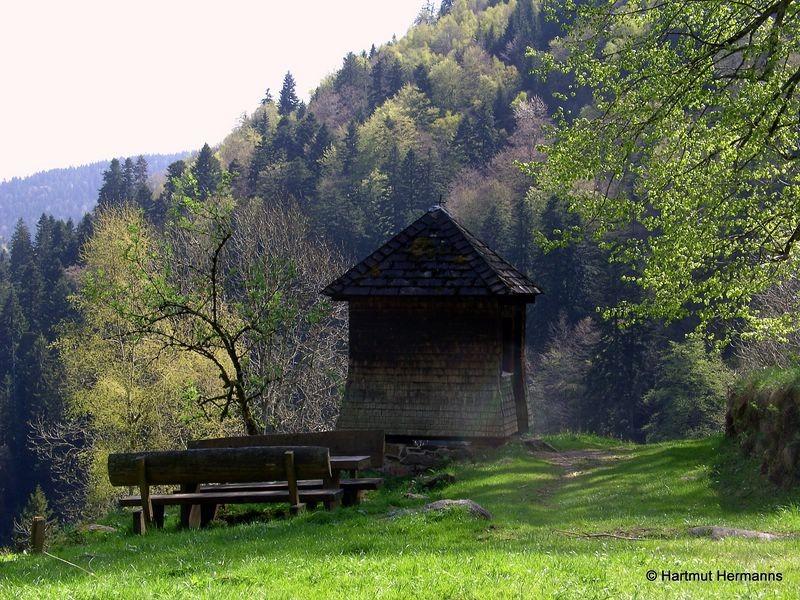 Ehemalige Hauskappelle des Brunnenhofs   © Hartmut Hermanns