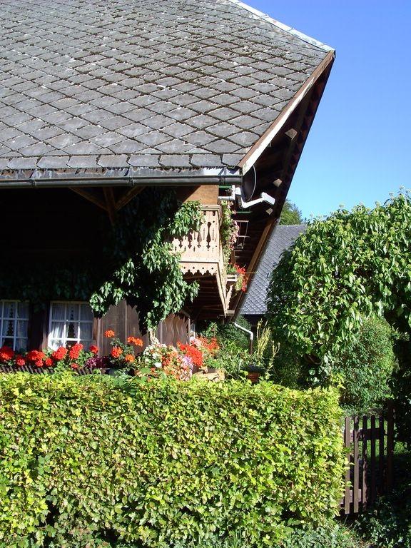 Bauernhof in Geschwend   © Hartmut Hermanns