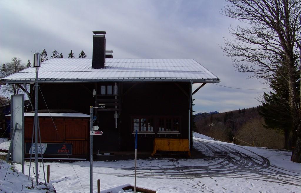 La Krunkelbachhütte   © Hartmut Hermanns