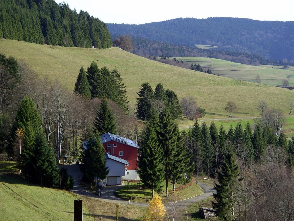 Naturfreundehaus Gesbacher Hörnle    © Hartmut Hermanns