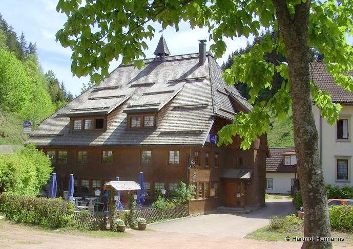 Gasthof Bachhof in Gütenbach