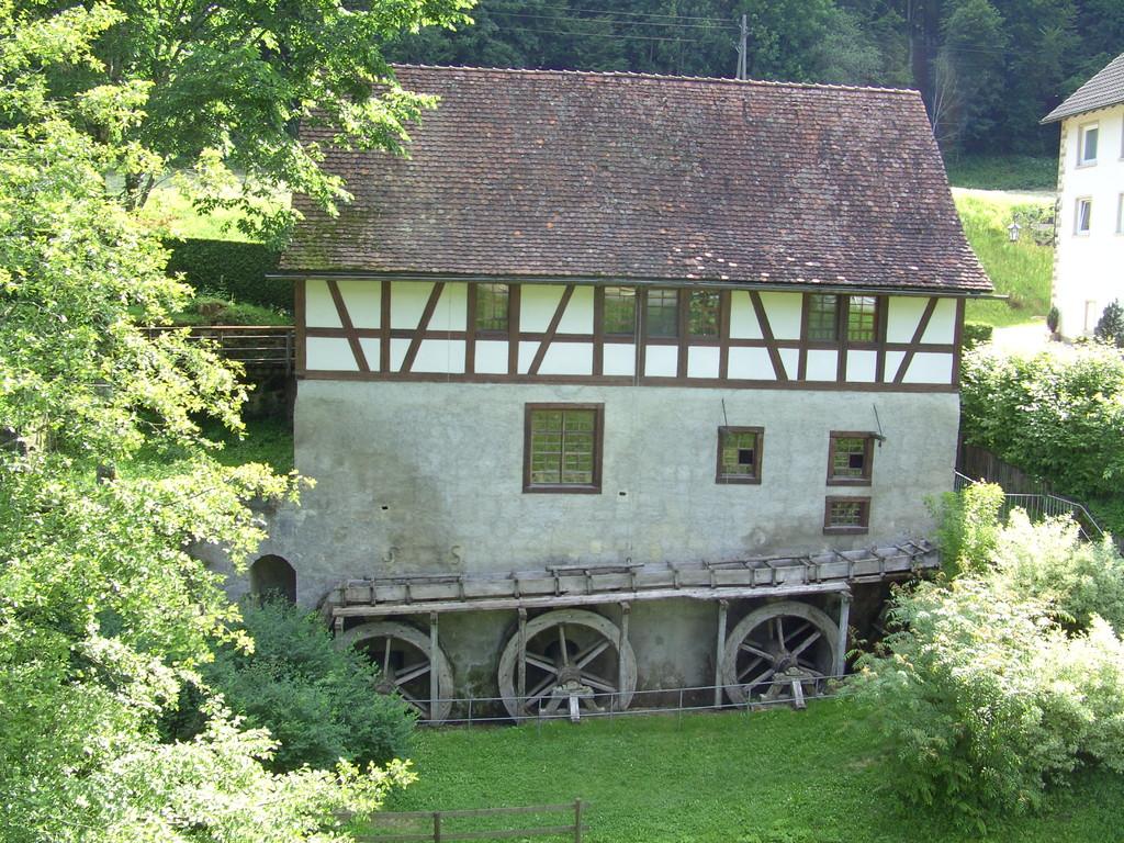 Mühle Blumegg-Weiler   © Hartmut Hermanns