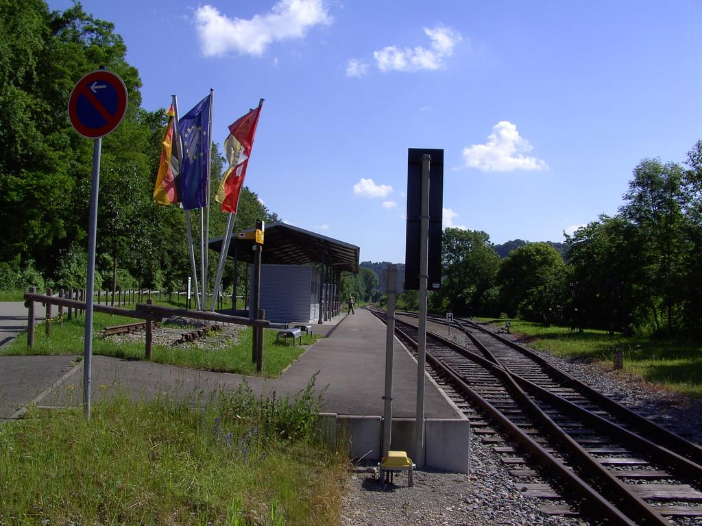 Bahnhof Weizen    © Hartmut Hermanns