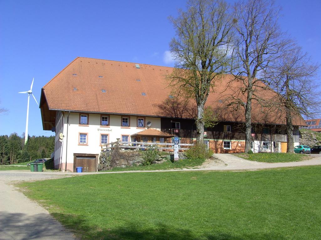 Gasthof Plattenhof   © Hartmut Hermanns