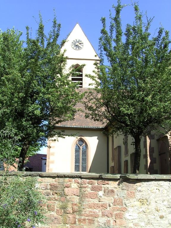 Kirche in Rötteln © Hartmut Hermanns