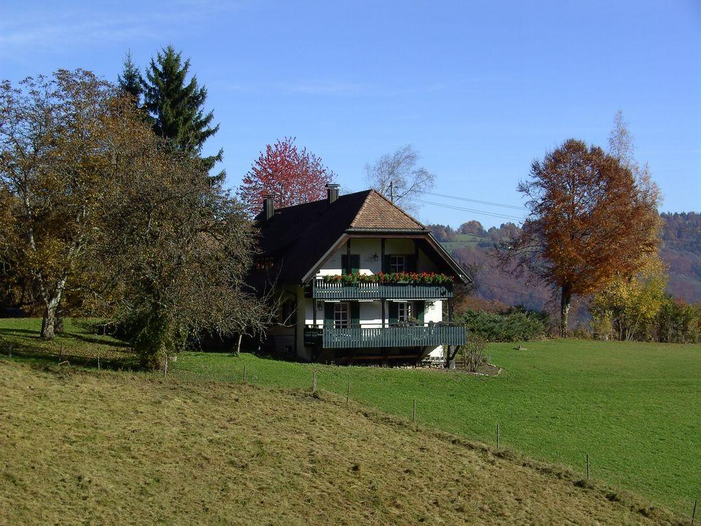 Ehemaliges Fortshaus bei Eichholz © Hartmut Hermanns