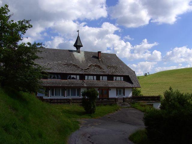 Gasthaus Berghof in Leutschenbach   © Hartmut Hermanns