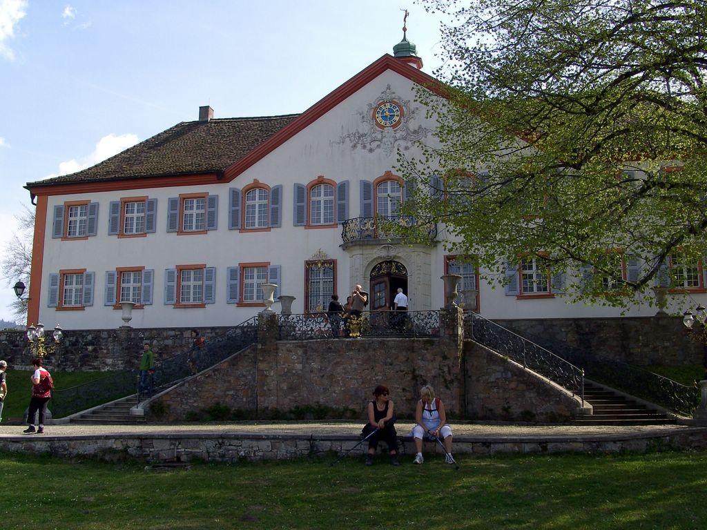 Schloss Bürgeln   © Hartmut Hermanns