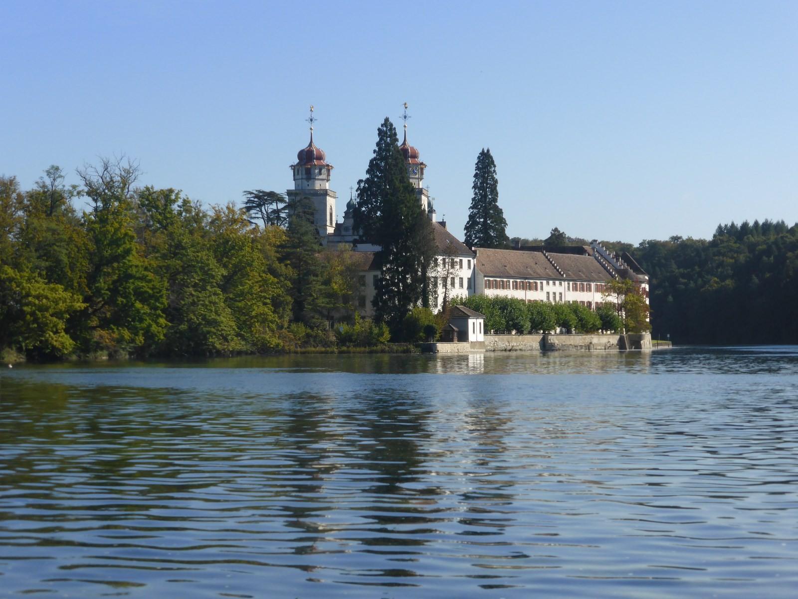 Kloster Rheinau C Hartmut Hermanns