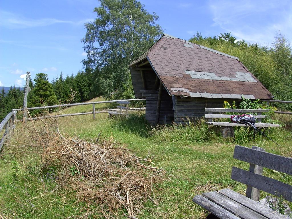 Schutzhütte Zweistädteblick   © Hartmut Hermanns
