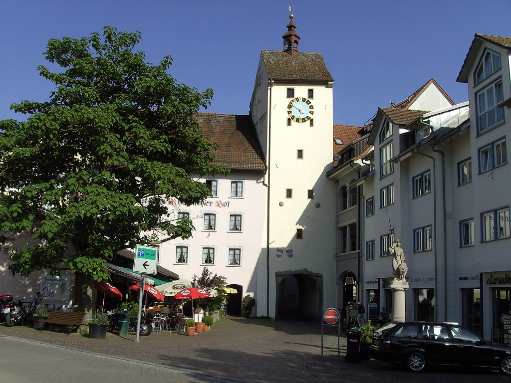 Waldshut Basler Tor    © Hartmut Hermanns