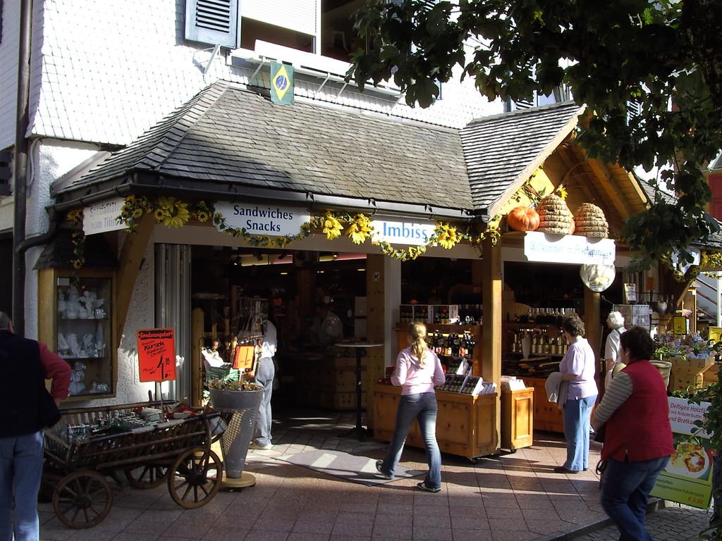 Der Schwarzwald als Andenken