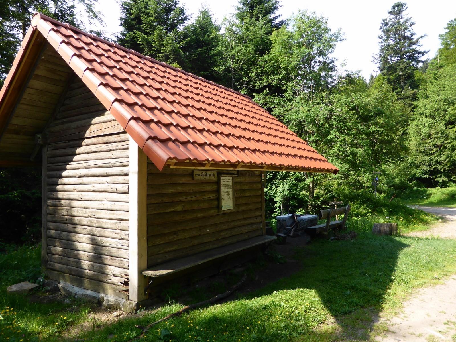 Stühle (1043 m) © Hartmut Hermanns