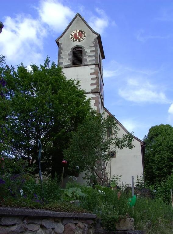 Kirche Tegernau    © Hartmut Hermanns