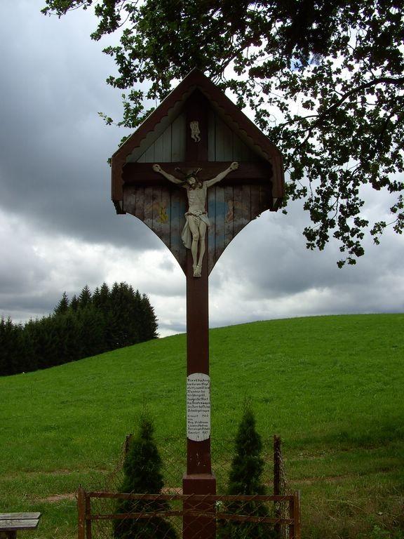 Grießbaums Kruzifix     © Hartmut Hermanns