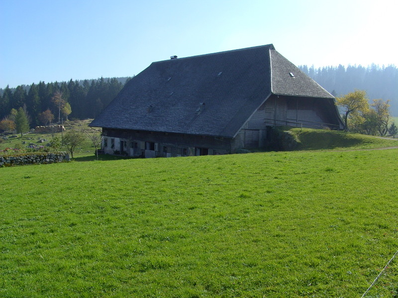 Schänzlehof am Rohrhardsberg © Hartmut Hermanns