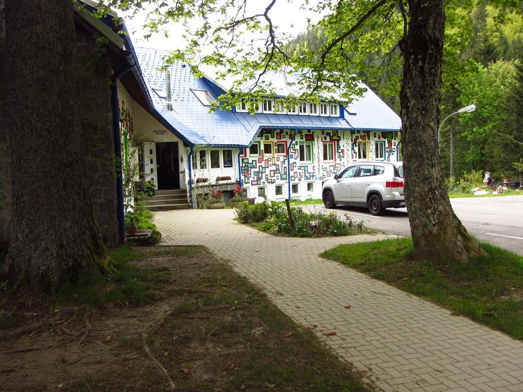 Gasthof Hochkopfhaus zum Auerhahn  © Hartmut Hermanns