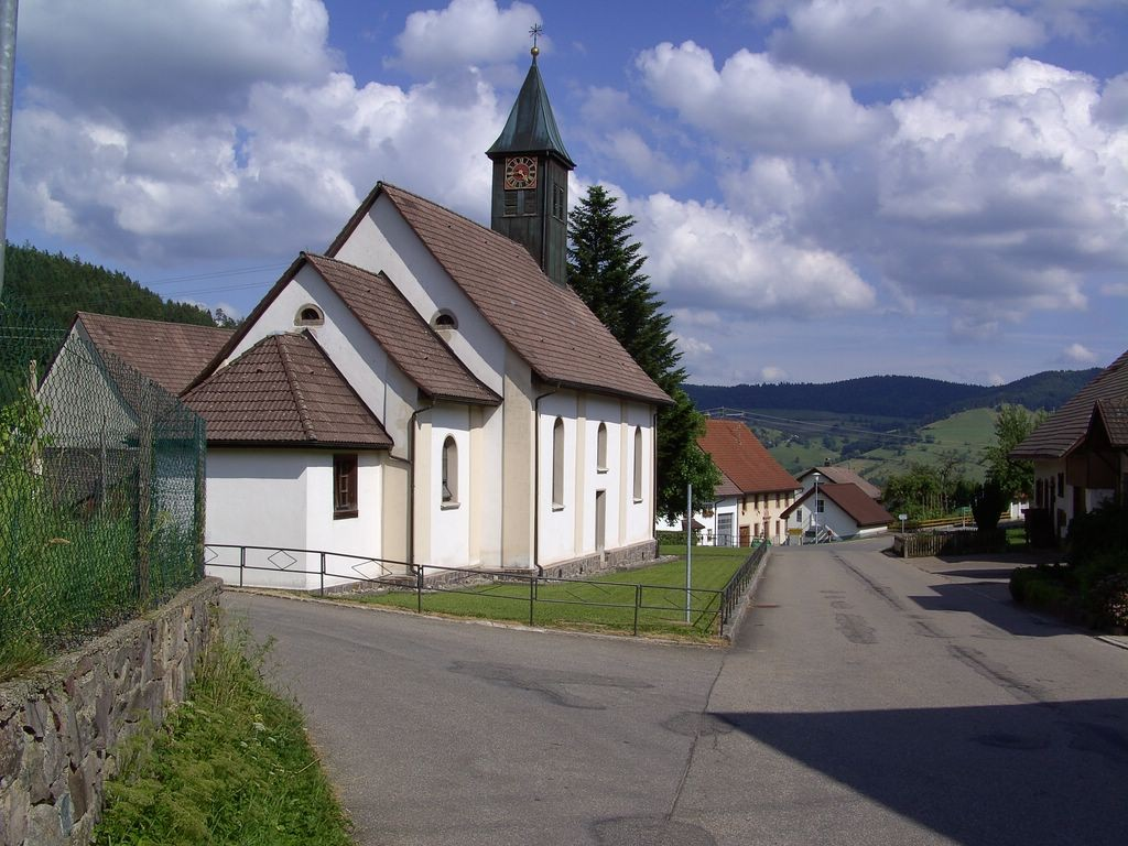 Kirche in Ehrsberg   © Hartmut Hermanns