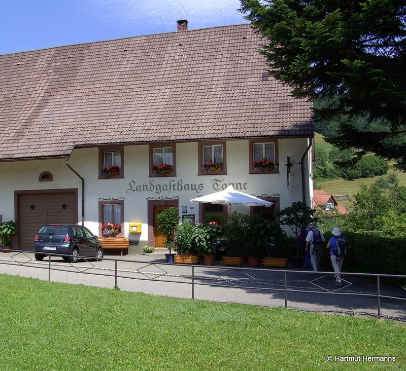 Gasthaus Tanne in Ehrsberg