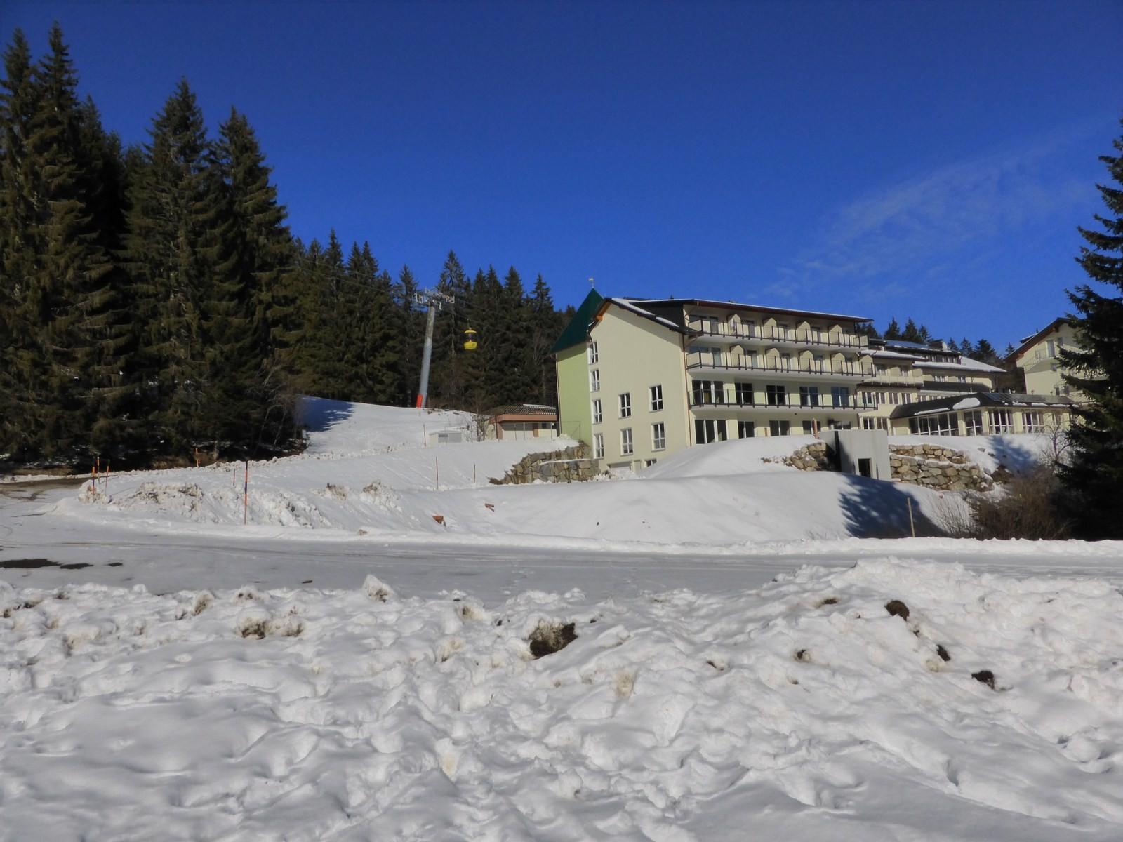 Hotel Jägerstüble in Obermulten © Hartmut Hermanns