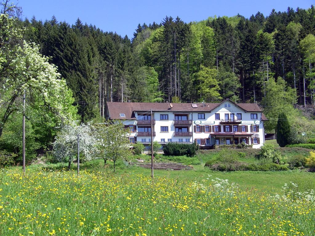Gasthof Waldhaus in Schweigmatt    © Hartmut Hermanns