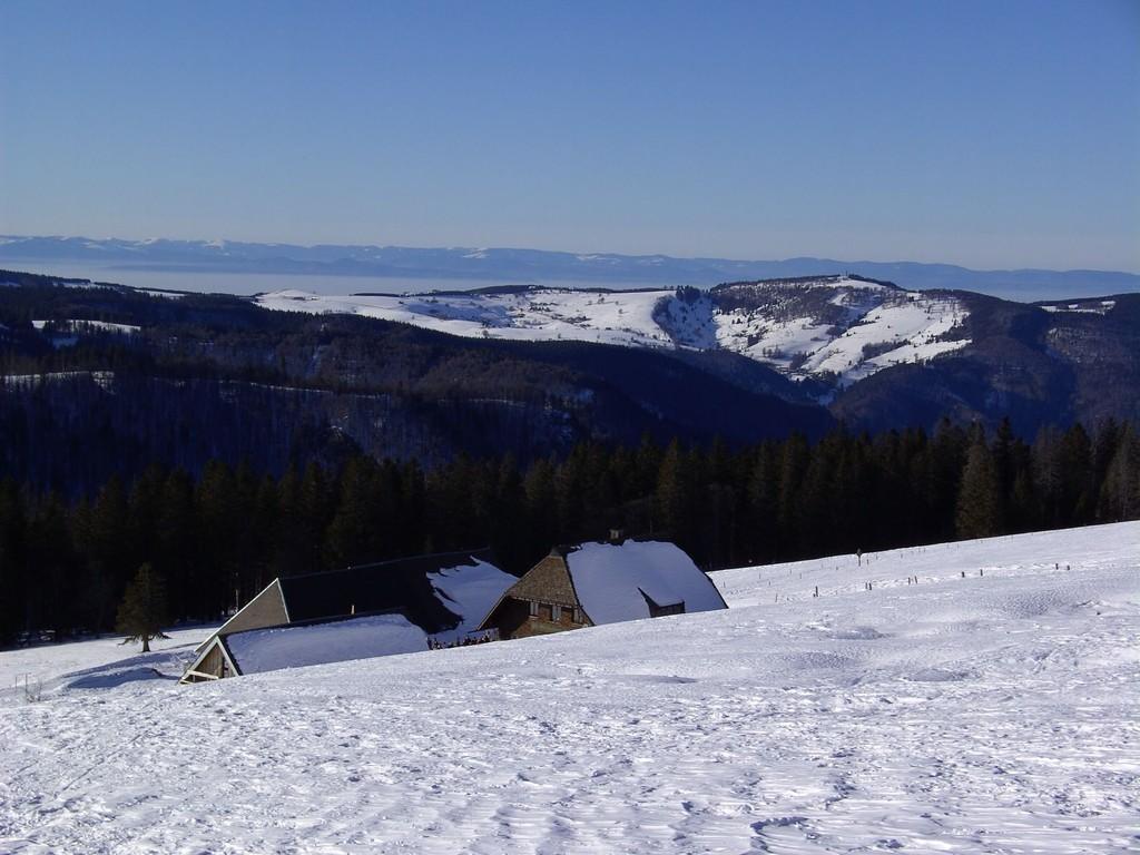 Wilhelmer Hütte Schauinsland