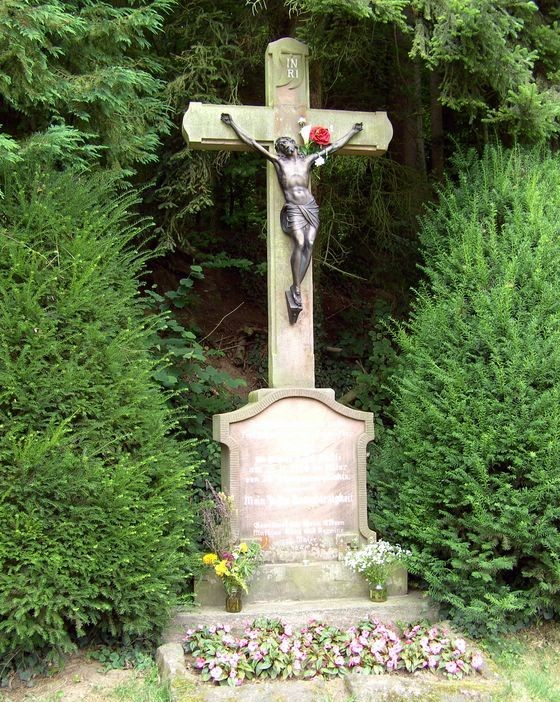 Kruzifix im Schuttertal  © Hartmut Hermanns