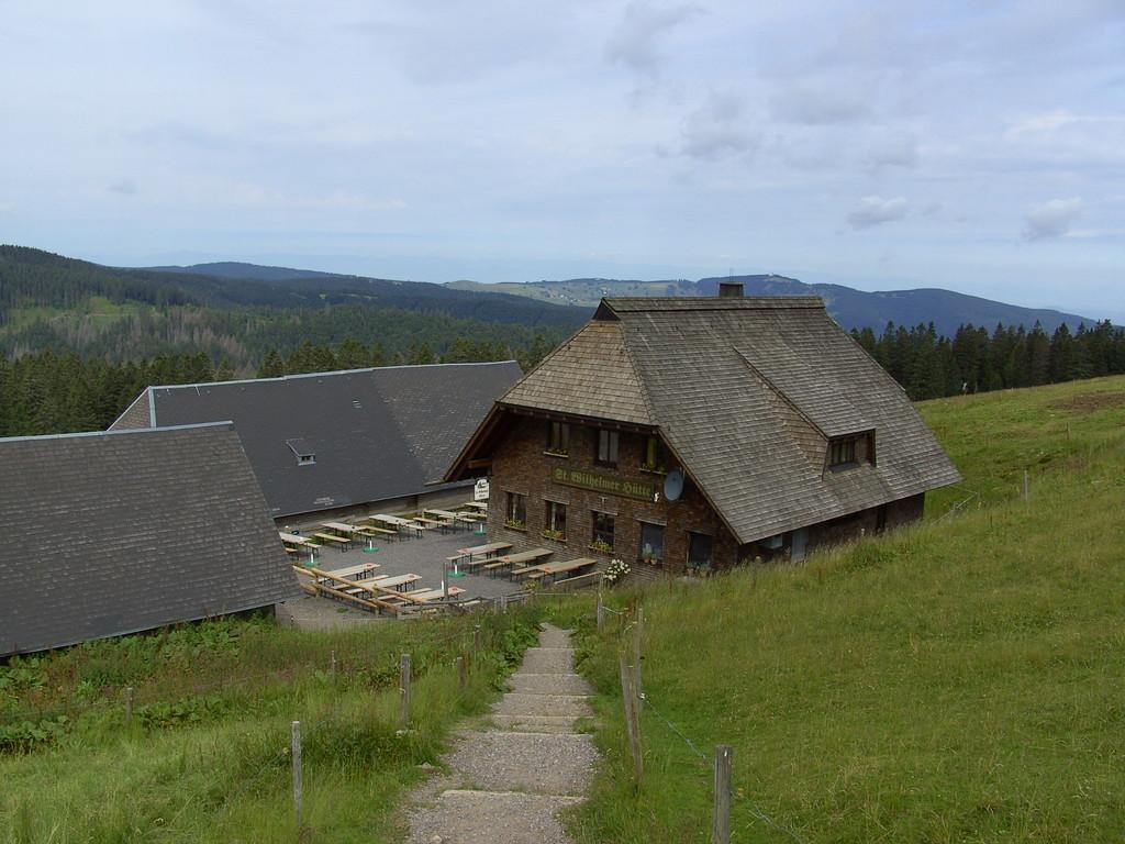 St.Wilhelmer Hütte    © Hartmut Hermanns