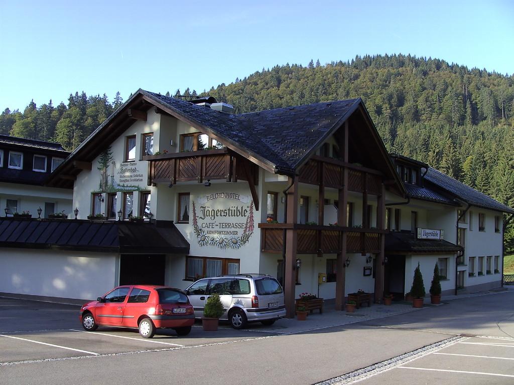 Hotel Jägerstüble in Multen