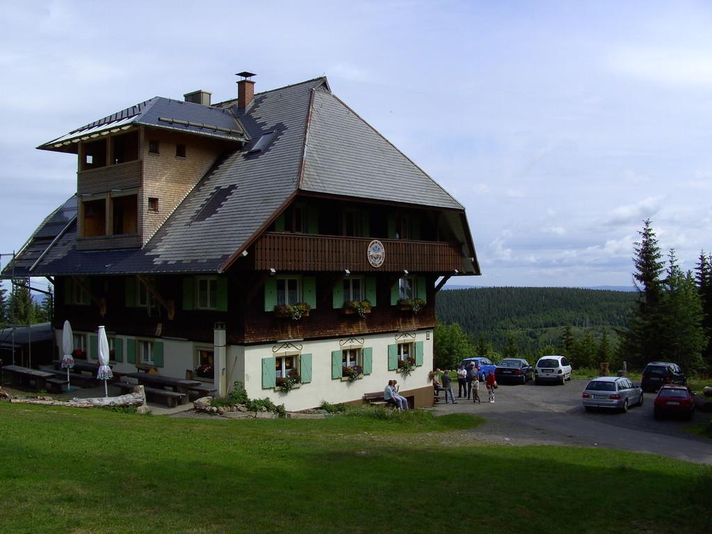 Naturfeundehaus Baldenweger Buck    © Hartmut Hermanns