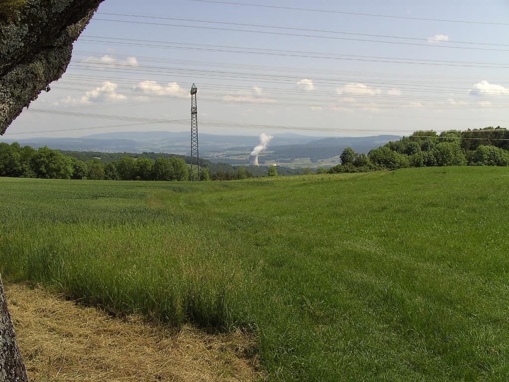 Energielandschaft bei Waldshut    © Hartmut Hermanns