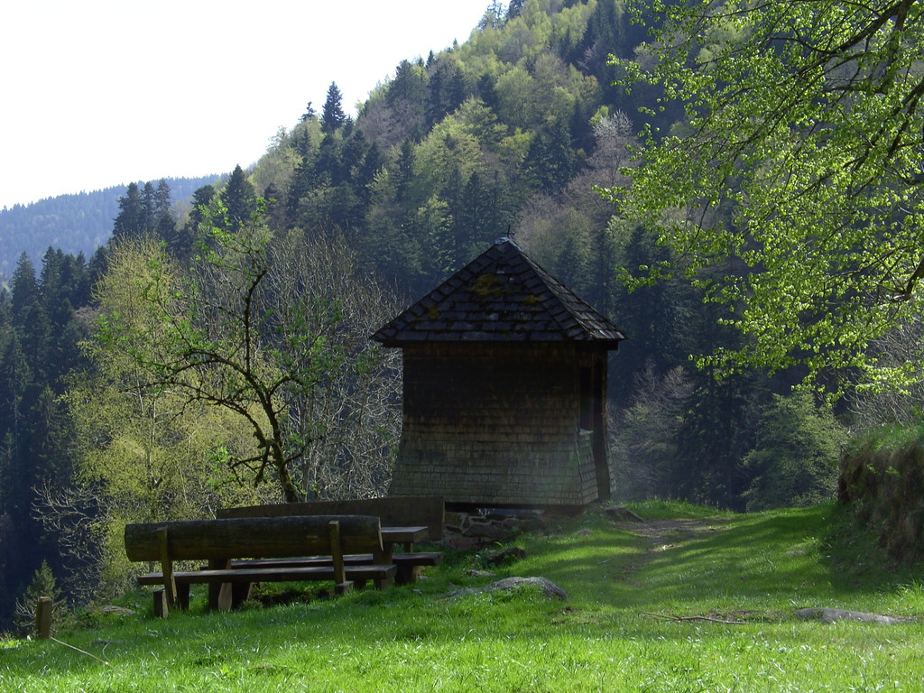 Ehemahlige Hauskapelle des Brunnenhofs   © Hartmut Hermanns