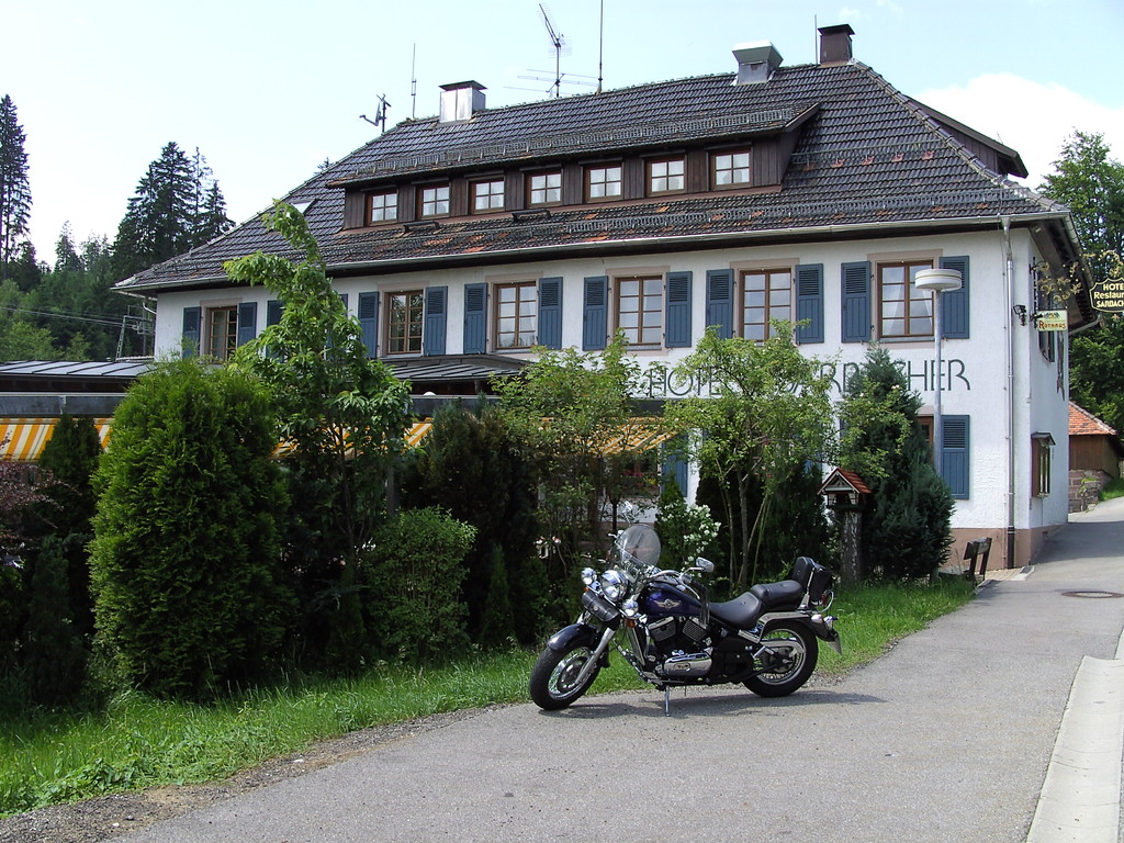 Hotel Sarbacher in Kaltenbronn  © Hartmut Hermanns