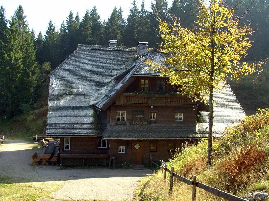 Rohrhardsberg - Gasthaus Schwedenschanze   © Hartmut Hermanns