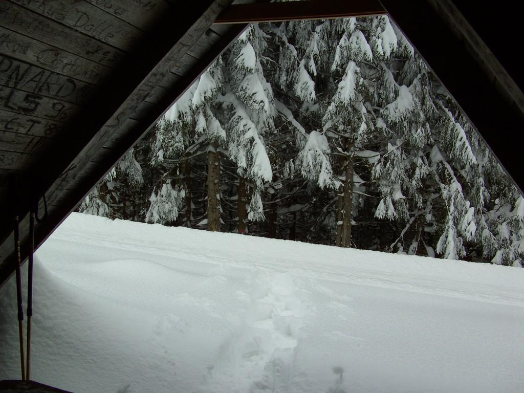 Schliesheu-Hütte - Ausblick  © Hartmut Hermanns