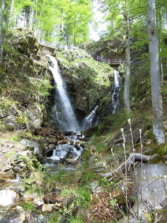 Fahler Wasserfall © Hartmut Hermanns