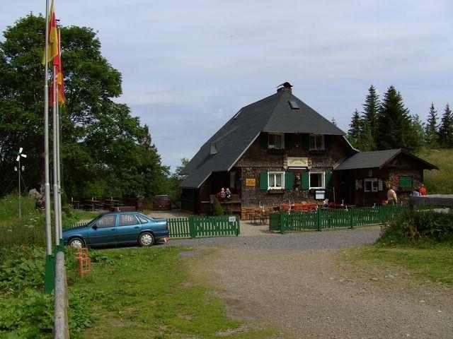 Zastler Hütte    © Hartmut Hermanns