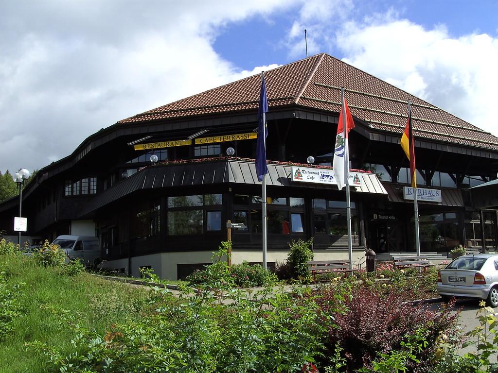 Kurhaus Titisee    © Hartmut Hermanns