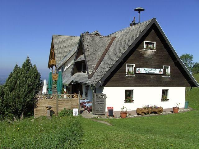 Gasthaus Jägerstüble  © Hartmut Hermanns