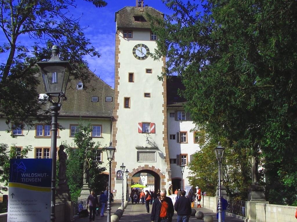 Waldshut , Oberes Tor  © Hartmut Hermanns