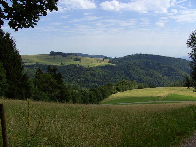 Gersbacher Höhenlandschaft     © Hartmut Hermanns