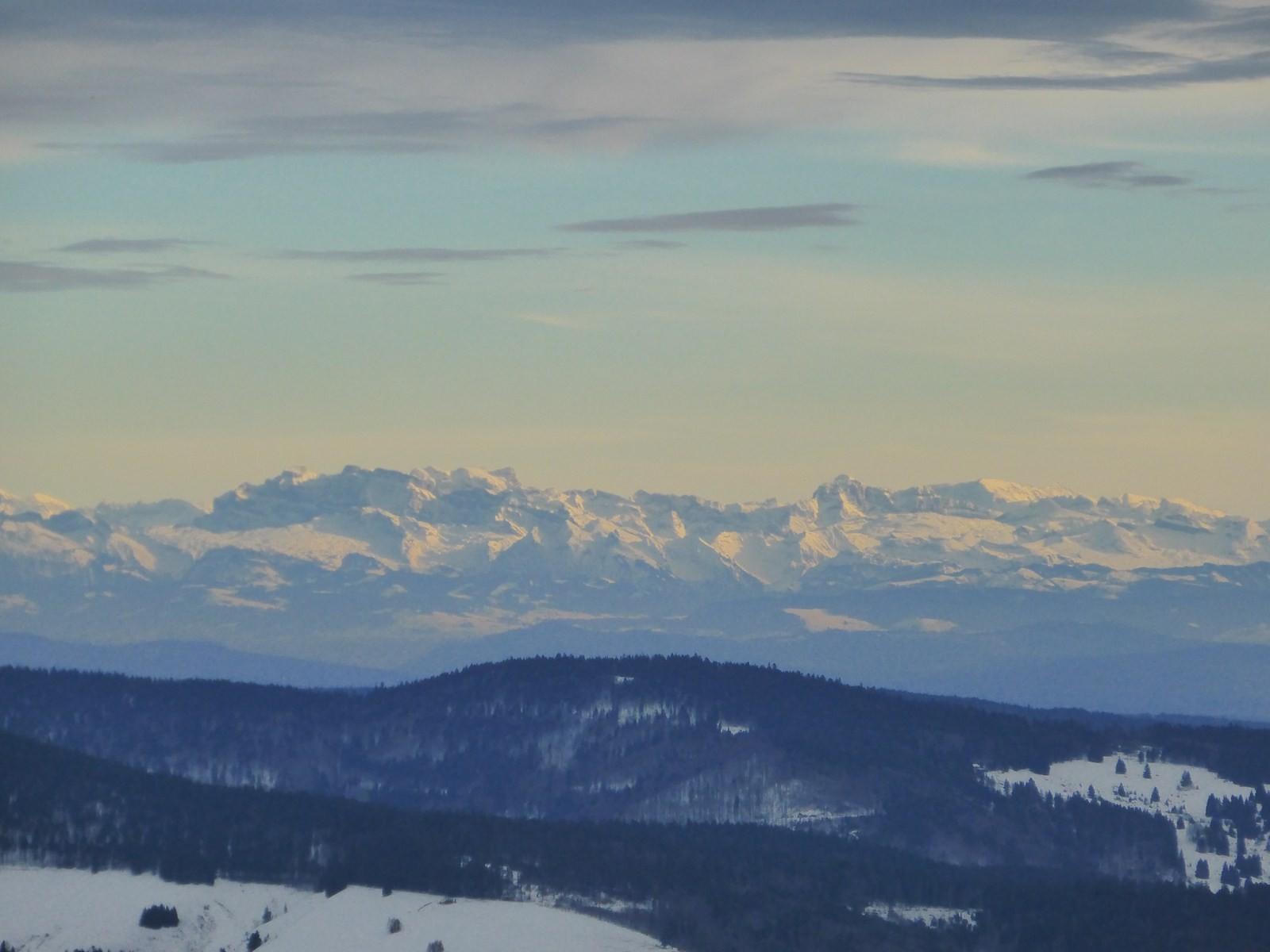 Alpensicht  © Hartmut Hermanns