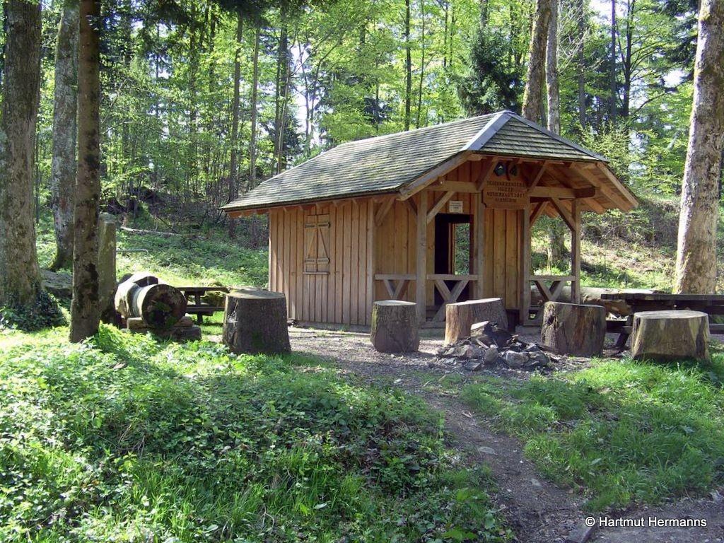 Schwarzenberg-Hütte   © Hartmut Hermanns