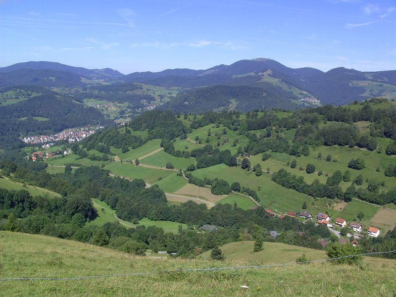 Blick ins Tunauer Tal   © Hartmut Hermanns